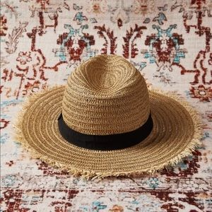 ‼️ BRAND NEW‼️ Simple Straw Hat